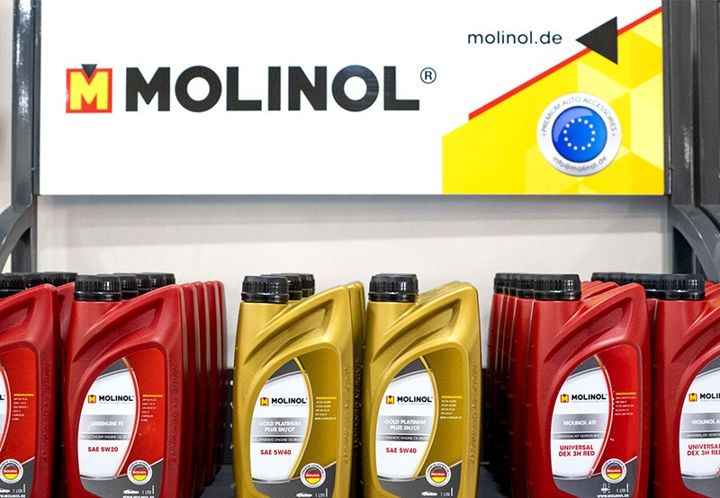 Molinol-Lubricants