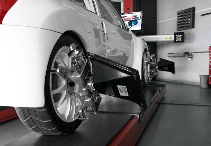 Wheel Alignment Low Angle